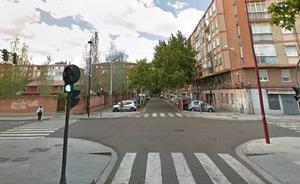 Un conductor triplica la tasa de alcohol tras quedarse dormido en un semáforo en Valladolid
