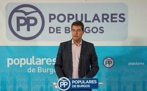 El PP anima a la oposición a acudir a los tribunales si ha habido algún acto ilegal en la gestión del HUBU