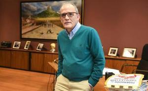 «El Real Burgos es un invento de un empresario de la comunicación y de la noche que busca notoriedad»
