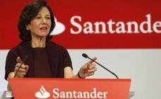 Un juez obliga al Santander a pagar el impuesto registral de forma retroactiva