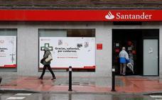Un juzgado condena al Santander a abonar el impuesto de hipotecas de forma retroactiva