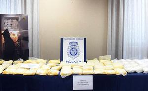 La Policía Nacional detiene en Burgos a miembros de una red que pretendía instalar un laboratorio de speed en España
