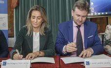 Una comisión de seguimiento supervisará las actuaciones culturales del hermanamiento entre Burgos y Toledo