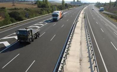 Satisfacción entre los camioneros por la liberalización de la AP-1, aunque con algún pero...