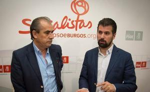 El PSOE prioriza la reversión del HUBU frente a la denuncia penal, aunque hay actuaciones que «rozan el ilícito penal»