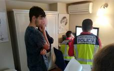 Detienen a un menor por pedir fotografías de carácter sexual a otras menores de Burgos