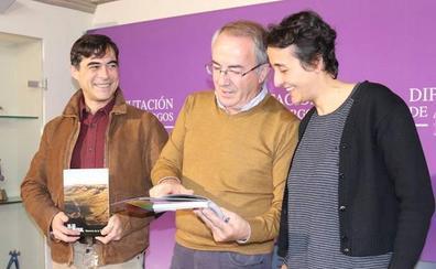 El Geoparque de Las Loras estrena una guía más completa que resalta los diferentes recursos