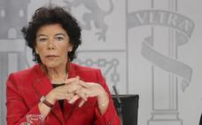 El Gobierno acusa a PP y Ciudadanos de «abonar la crispación» política