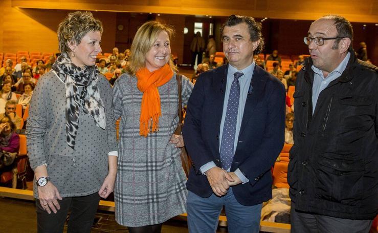 El doctor Jaime Santos, en las Aulas de Salud de El Norte de Castilla