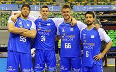 Bruno Fitipaldo, Slava Kravtsov, Vlatko Cancar y Dino Radoncic, internacionales en la ventana FIBA