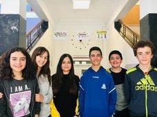 El equipo De un vistazo 2.0 gana el quinto premio semanal de El Norte escolar