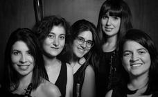 Quinteto o Globo ofrecerá un concierto en el MEH el 28 de noviembre