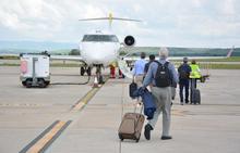 Air Nostrum volará el viernes desde Burgos pese a la huelga de pilotos