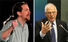 Sánchez se enfrenta ahora a la presión de sus socios de Gobierno para dejar caer a Borrell