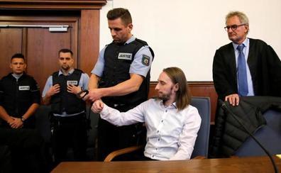 Catorce años de cárcel para el autor del atentado contra el autobús del Dortmund
