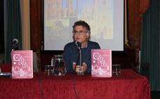 El escritor Miguel Sobrino analiza en Burgos el fenómeno de las catedrales