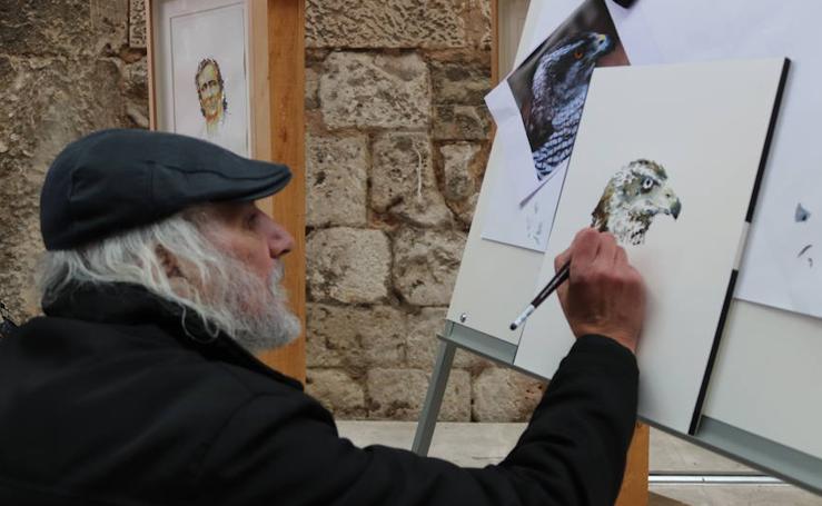 Exposición sobre Félix Rodríguez de la Fuente