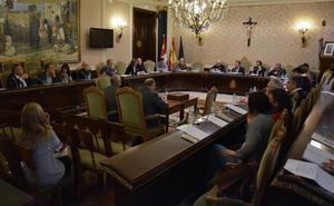 La caída de población burgalesa no afecta al número de diputados provinciales