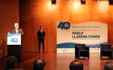 FAE Burgos cierra su 40 anivesario con el juez Llarena, un Cid Campeador moderno