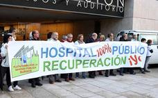 La Plataforma Sanidad Pública afirma que «quedan muchas sorpresas» por descubrir en el Hospital de Burgos