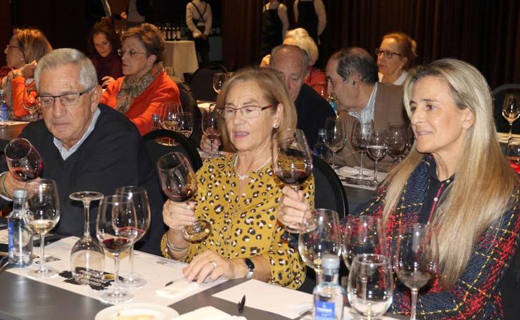 Vinos de Bodegas Carramimbre en el Club de Catas de El Norte de Castilla