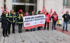 Los trabajadores de Correos anuncian otra huelga si no llegan a un acuerdo con el Gobierno