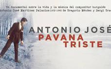 'Antonio José. Pavana Triste' llega a los cines Van Golem del 10 al 13 de diciembre