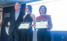 Noelia Sainz Alonso obtiene el segundo premio AECOC 2018 en la categoría 'PepsiCo Sostenibilidad'