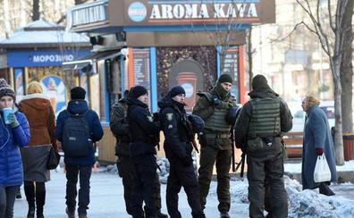 Los varones rusos de entre 16 y 60 años no podrán entrar en Ucrania mientras dure la ley marcial