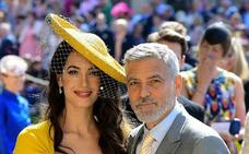 Meghan quiere a los Clooney de padrinos de bautizo