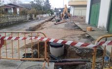 Nueva ejecución de obras en las calles Duque de Frías, Río Trueba y La Penilla en Medina de Pomar