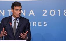 Sánchez no ve razones para una huelga de hambre y garantiza un juicio justo