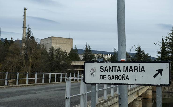Central nuclear en el Valle de Tobalina