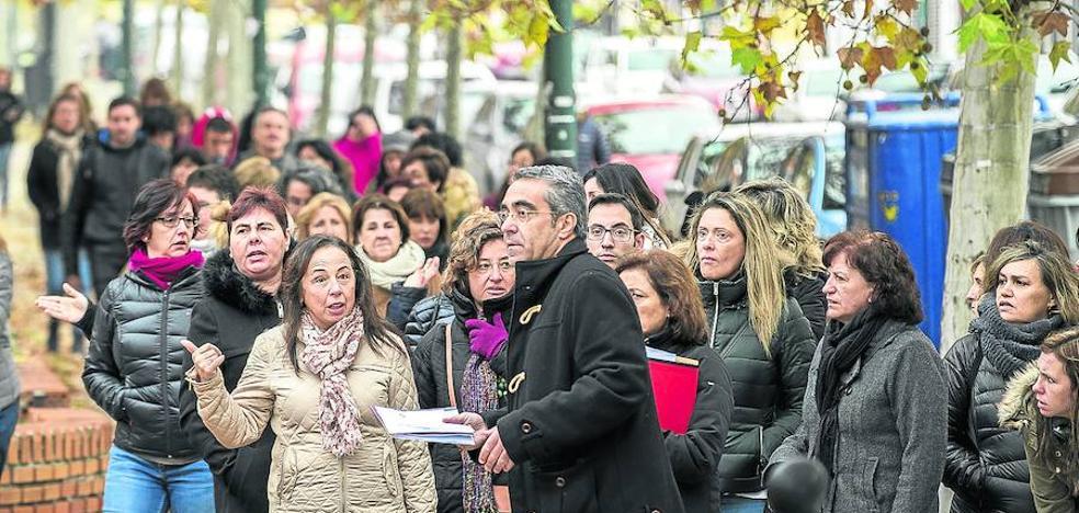 Solo la mitad de los aspirantes repite unas pruebas para personal de servicios en Castilla y León «más fáciles»