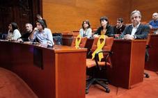 El soberanismo cierra filas en torno a Sànchez y Turull de cara al juicio del 1-O