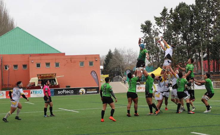 Los mejores momentos de la victoria del UBU Colina Clinic ante el Gernika