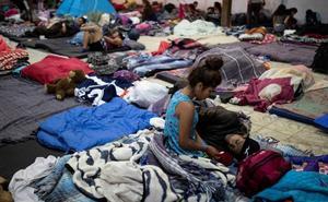 La caravana migrante se disuelve en noroeste de México sin cruzar a EE UU