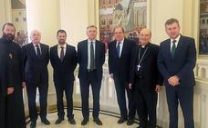 Burgos tendrá un «importante» protagonismo en la celebración del 500 aniversario del restablecimiento de relaciones diplomáticas entre Rusia y España