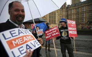 May rehúsa aclarar si dimitirá en caso de no lograr el apoyo del Parlamento