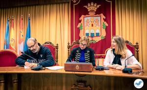 El Ayuntamiento busca impulsar la marca Torta de Aranda