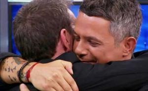 Alejandro Sanz: «Hay que reivindicar los abrazos y las miradas»