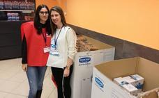 Cáritas logra 27.500 kilos en la Gran Recogida de Alimentos de Aranda
