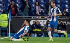 El Espanyol elimina al Cádiz y pasa a octavos de la Copa