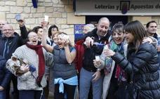 La Lotería de Navidad ya ha hecho sonreír a la provincia de Burgos