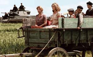 Proyección de la película 'Mayo de 1940', el 5 de diciembre en el Foro Solidario
