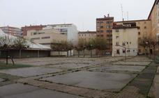 La plaza de Guadalajara contará con una zona ajardinada de 2.545 metros cuadrados