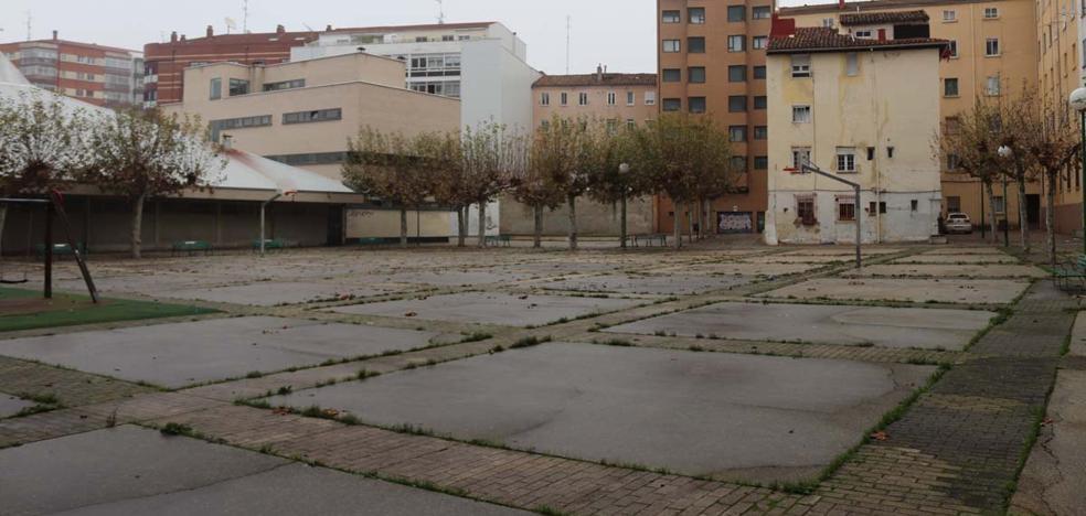 Adjudican las obras de la Plaza Guadalajara por 606.000 euros