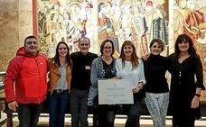 El IES 'Enrique Flórez' recibe el Premio Nacional de Educación para el Desarrollo 'Vicente Ferrer'
