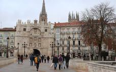 La AEMET vaticina un inicio de puente sin precipitaciones en la provincia de Burgos