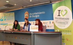 Burgos se suma a la celebración del Día Internacional del Voluntariado